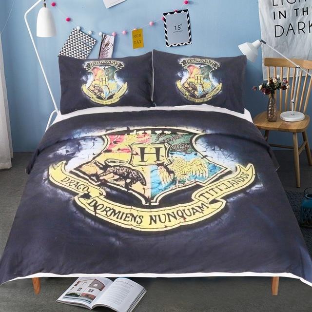 Dekbedovertrek Harry Potter