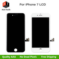E Trust 2PCS LOT LCDl For IPhone 7 Display Touch Screen Digitizer Assembly Grade AAA Quality