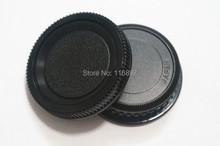 10 זוגות\חבילה באיכות גבוהה מצלמה מכסה גוף + עדשה האחורית שווי עבור K10D K20D K200D K100D עבור Pentax PK Ricoh מצלמה הר