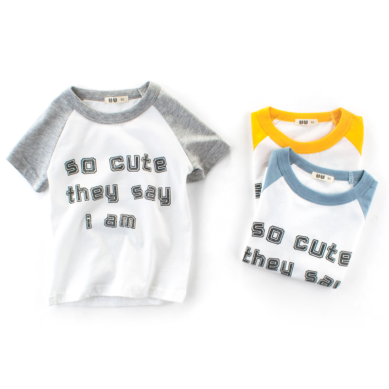 Children Customized Print T Shirt Kid Your Own Design