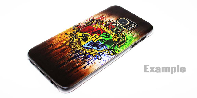 Attack on Titan Clear Case Cover for Samsung Galaxy S Series