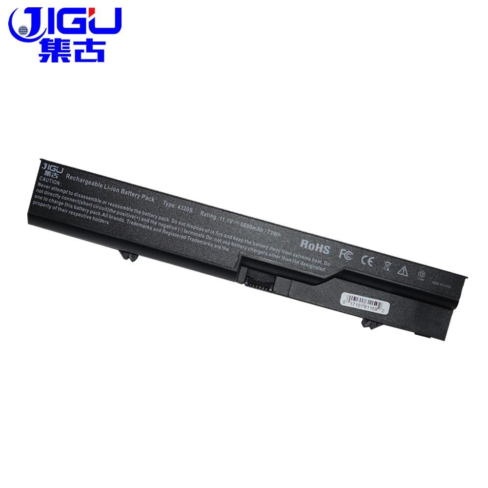 JIGU Laptop Battery PH09 PH06 For HP ProBook 4720s 4525s 4520s 4425s 4421s 4420s 4326s 4325s 4321s 4320t Laptop