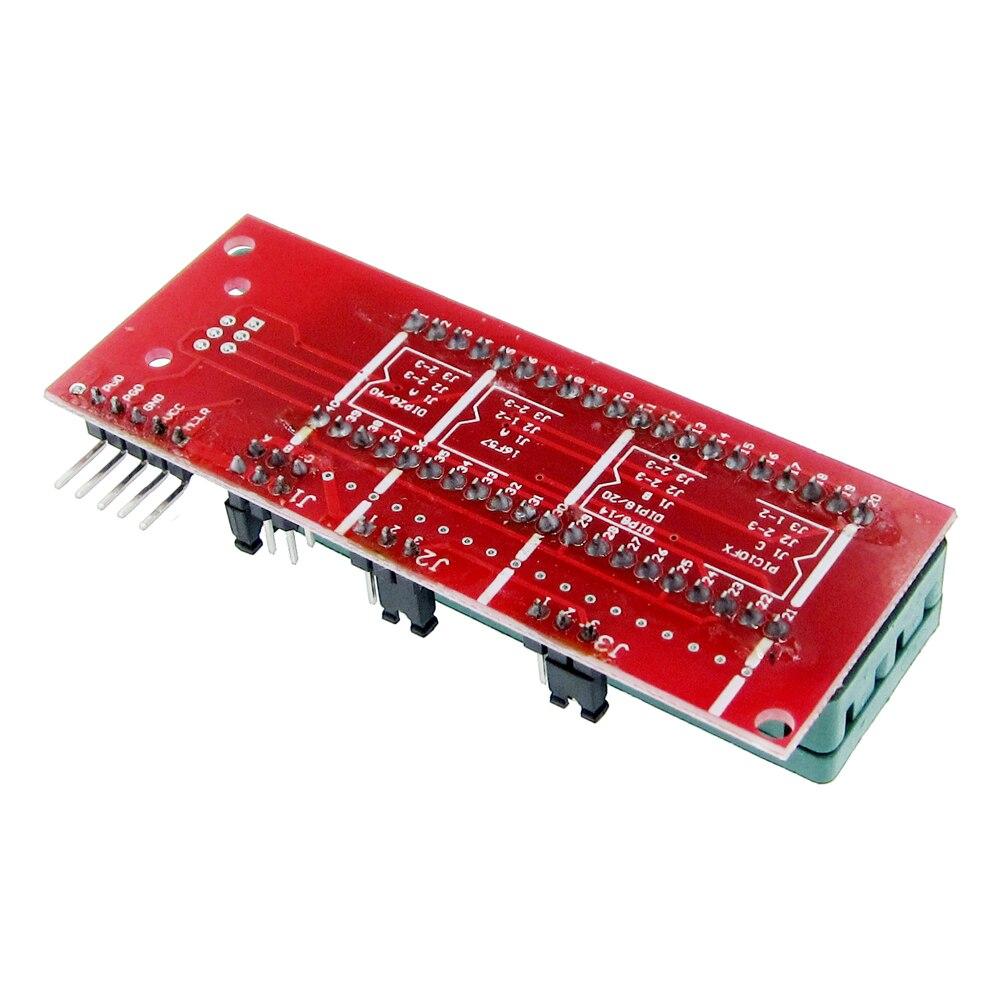 new 1set PICKIT3 Programmer + PIC ICD2 PICKit 2 PICKIT 3 Programming Adapter Universal Programmer Seat
