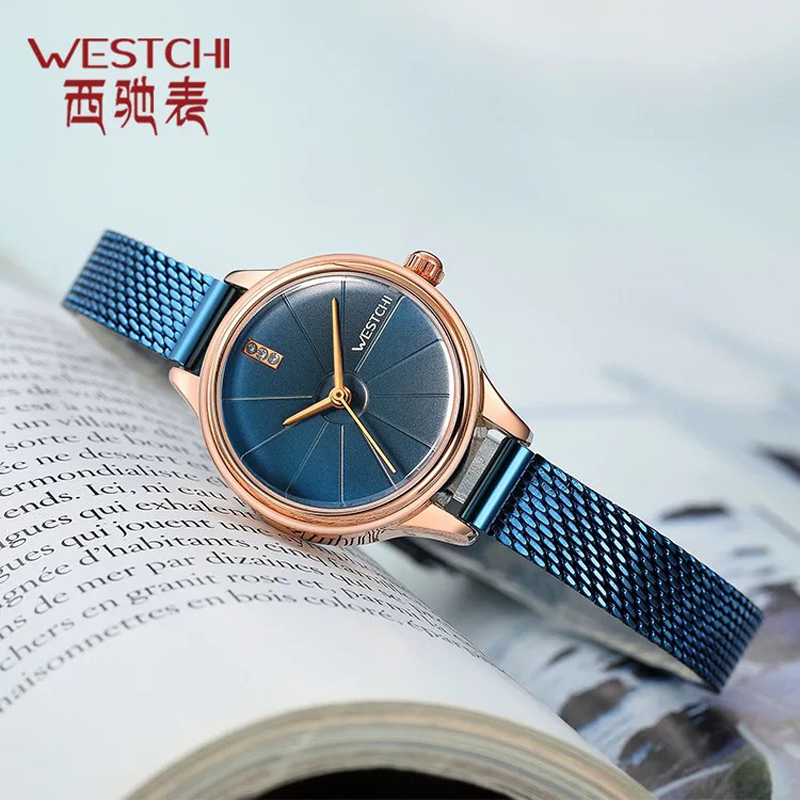 2018 Fashion Mesh Belt Women Watches High Quality Stainless Steel Luxury Casual Clock Ladies Quartz Wrist Watch Slim Rose Gold luxury bracelet quartz watch women s gold casual business stainless steel mesh band ladies casual wrist watches fashion women