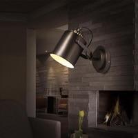 Светодиодный светильник настенный дома Настольная лампа Ванная комната настенный света led бра для Спальня Indoor Studio бра коридор бра винтаж Ви