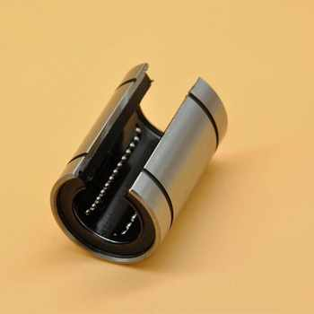 10pcs LM40UUOP open linear ball bearings 40mm linear bearings