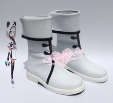 Vocaloid china Yan Er cosplay Schuhe Stiefel Nach Maß(China)