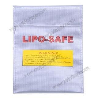 LiPo Safe Guard bag Battery Charging Sack (300 x 230mm) 10018