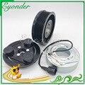 Компрессор кондиционера переменного тока электромагнитный клатч для Infiniti QX56 V8 5.6L 92660-7S000 92600-9FE0B
