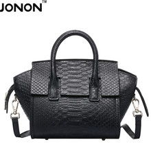 Brand Designer Luxury Women's Genuine Leather Handbags Embossed Crocodile Leather Totes Messenger Bags Ladies Crossbody Bags