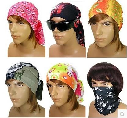 Free shipping! scarf outdoor multifunctional magicaf magic bandanas sunscreen muffler scarf 113-132style