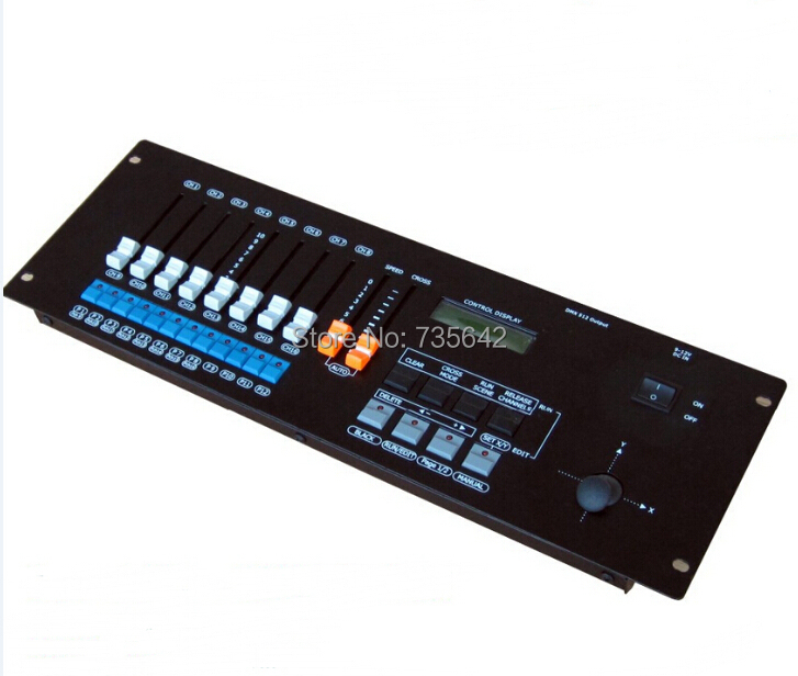 DHL free shipping 240CH dmx controller Mini stage ligh console DJ controller equipment dhl free shipping sunlite suite1024 dmx controller 1024 ch easy show lighting effect stage equipment dmx color changing tool
