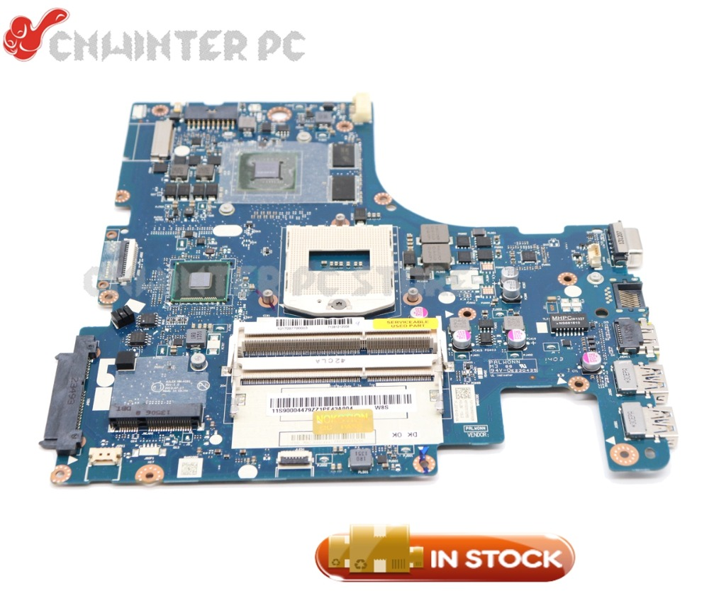 NOKOTION AILZA NM-A181 MAIN BOARD For Lenovo Ideapad Z510 Laptop Lotherboard HM86 DDR3L GT740M 2gb Graphics