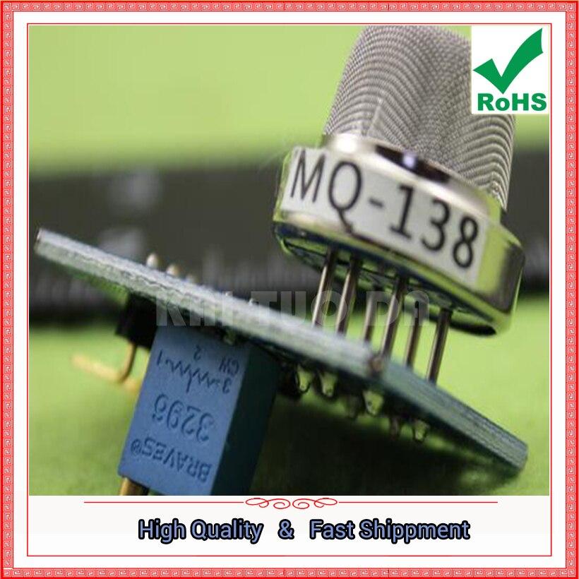 MQ-138 Formaldehyde Sensor Module Ketone Formaldehyde Detection Sensor board (C6B5)MQ-138 Formaldehyde Sensor Module Ketone Formaldehyde Detection Sensor board (C6B5)