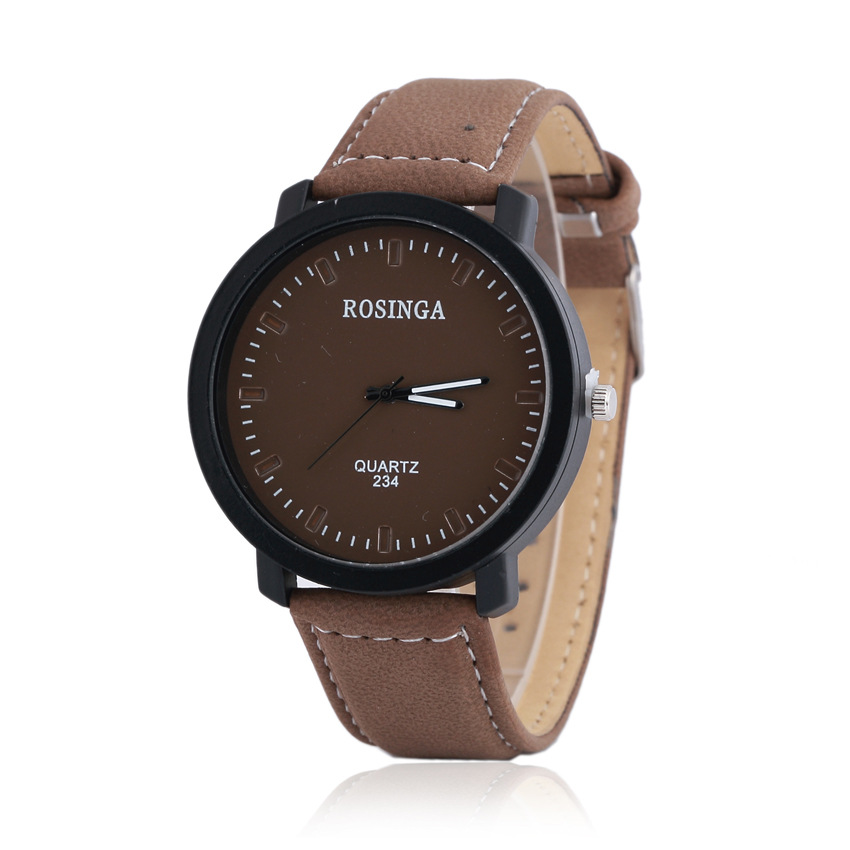 Lover's Man's Womens Quartz Analog Wrist Delicate Watch Clock Mens Watches Luxury Business Watches Relogio Masculino