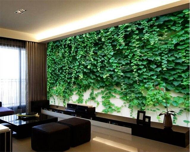 beibehang custom 3d foto behang natuurlijke rose muur klimmen muurschilderingen 3d woonkamer slaapkamer achtergrond behang behang