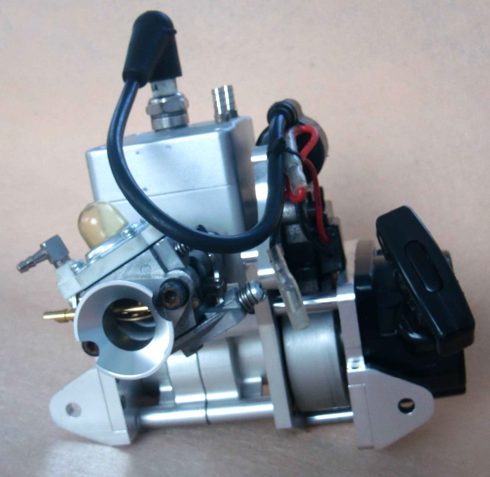 Popular gas boat motor buy cheap gas boat motor lots from for Gas rc boat motors