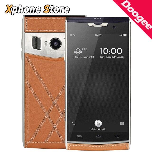 Оригинал Разблокировать DOOGEE T3 Android 6.0 RAM 3 ГБ ROM 32 ГБ Мобильного Телефона MTK6753 Octa Ядро 4 Г LTE 4.7 ''13.0MP с OTA OTG Мобильный телефон
