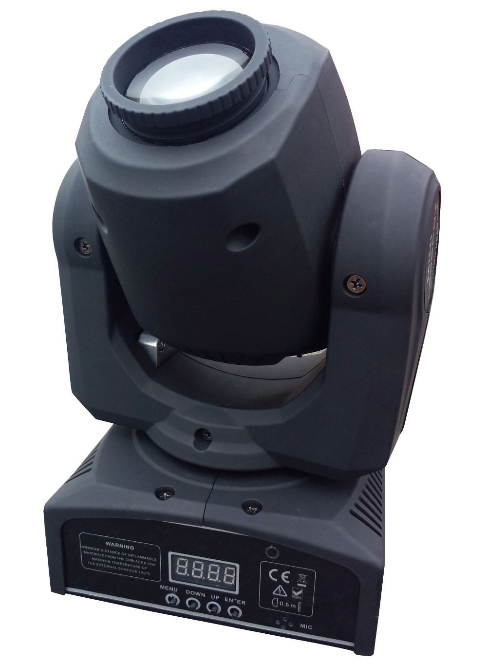 ୧ʕ ʔ୨cheap Mini 30w Led Spot Moving Head Gobo Disco Light