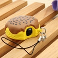 Universal Cake Toy 4cm Mobile Phone Straps Stress Reliever Phone Bag Strap Bag Keys Decoration Kids Toys Pendant Portable