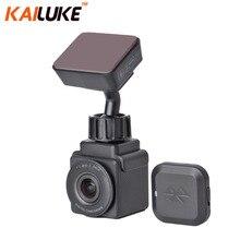 Xplore mini Cámara DVR Coche GPS Wifi DVR Grabador Automático Monitor de vídeo Dash Cam Negro Cuadro de la Videocámara de La Visión Nocturna Hd 1080 P