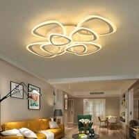 NEO Gleam New Arrival Hot Modern Led Chandelier For Living Room Bedroom Study Room Home Deco