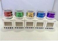 10 Pcs Lot New Portable Wireless Mini Bluetooth Speaker Stereo Audio Sound Rose Model Speaker For