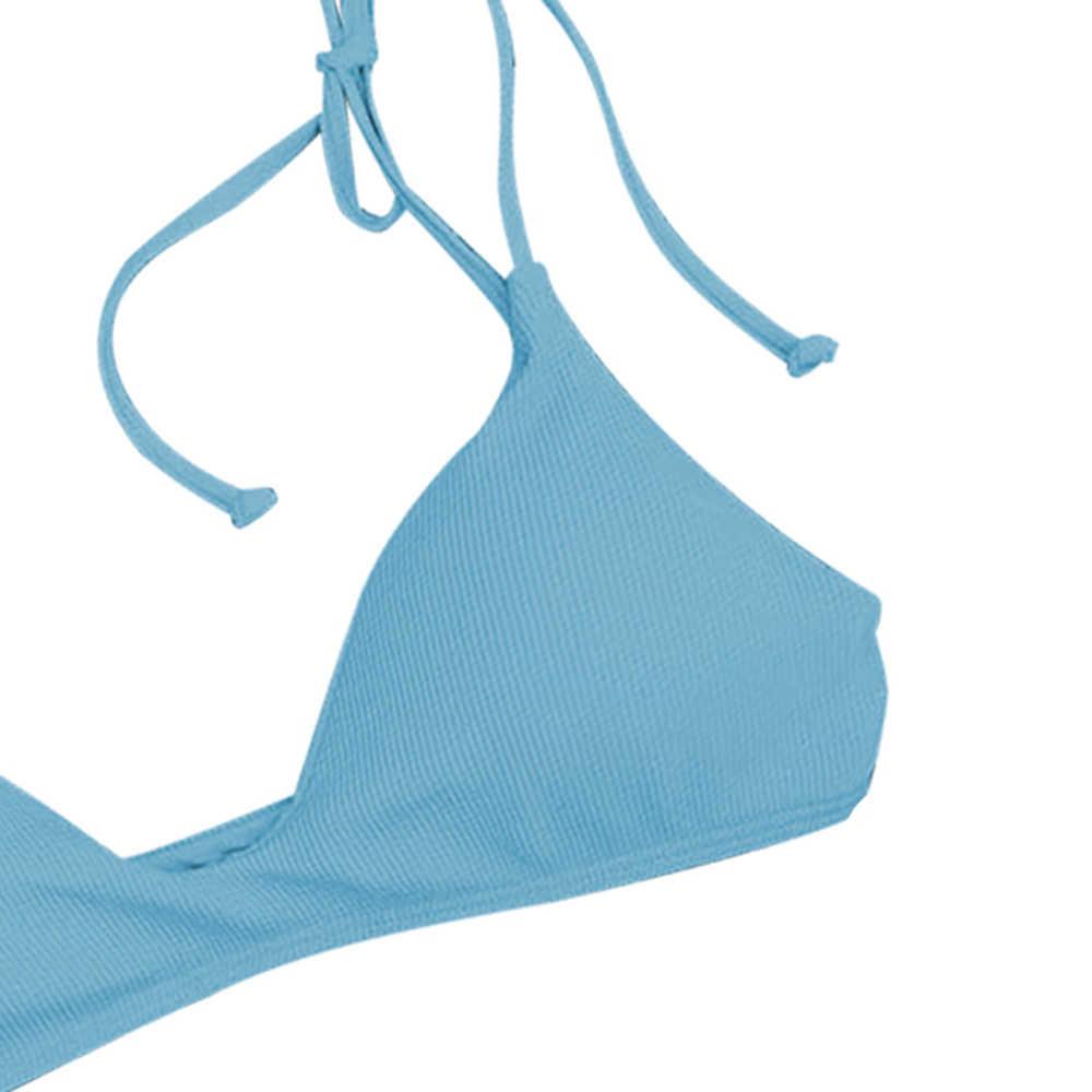 Строка бикини Для женщин 2019 сексуальный купальник Бразильский купальный костюм для женщин Для женщин купальник женский купальник Mayo пляжные синий