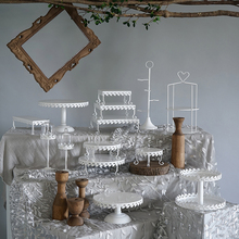Cupcake Trays Tools Cake-Stand Table-Decoration Fondant-Cookies-Holders Wedding SWEETGO