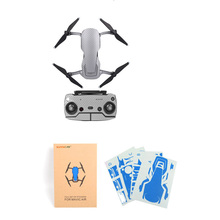 DJI Mavic Air Carbon Stickers for Body, Remote Control and Battery