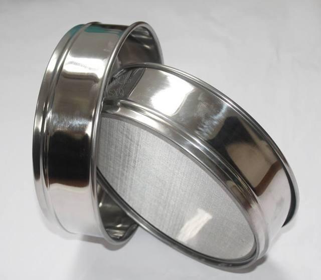Nouveau Dia20cm 6 8 14 30 140 270 maille Standard laboratoire Test tamis échantillonnage Inspection pharmacopée tamis