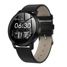 Cf18 Smart Watch Women Men Wristband Blood Pressure Heart Rate Monitor Sports Bracelet Waterproof Motion Tracking Wristw