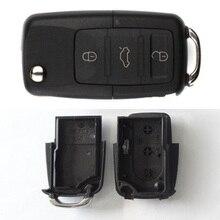 Концерт черный корпус для автомобильного ключа практичный 1 Подарочный Набор Секрет отсек 37*22 мм Прочный 3-кнопочный ключи Новинка; Лидер продаж корпус для автомобильного ключа
