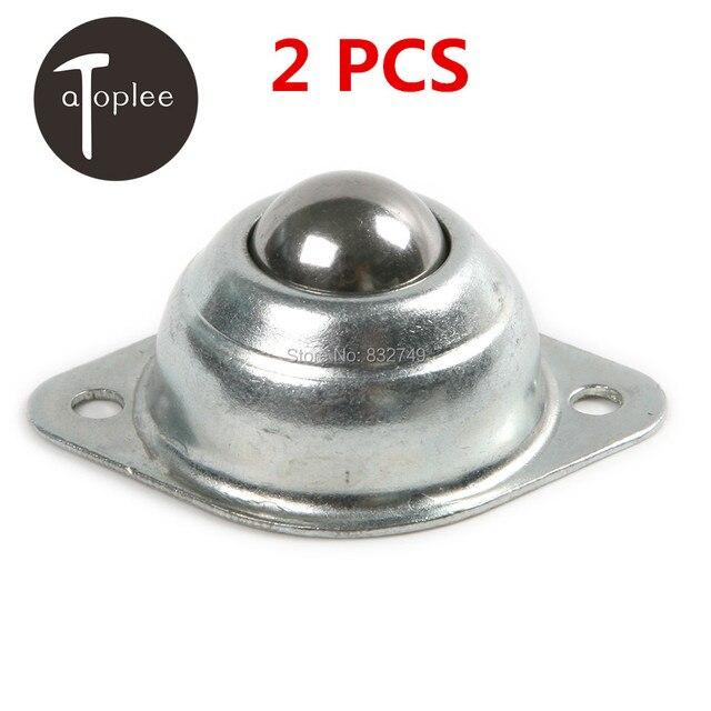 roller ball bearing. atoplee 2 pcs roller blade ball bearings wheels silver stainless steel mini caster bearing