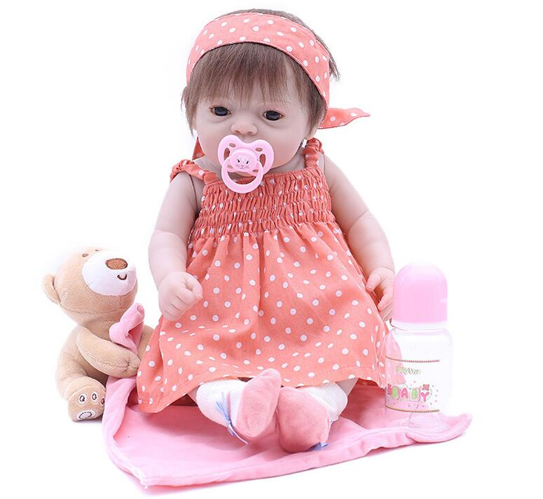 newest full silicone dolls reborn baby doll soft vinyl body 50cm kids toys Gift Brinquedo bonecas 20inches Hot sale cheap price newest graphtec cb09 silhouette cameo holder 15pcs blades vinyl cutter plotter 30 degree hot sale
