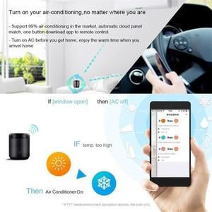 Image 5 - Broadlink Smart Home RMMini3 WiFi+IR+4G Remote Control work for Alexa Google Home IFTTT with AU UK US EU Plug AC TV Controller