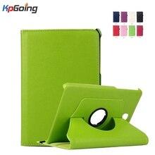 Case for Samsung Galaxy Tab 4 10.1 T530, PU Leather Tablet Stand PC Case Cover for Samsung Galaxy Tab 4 10.1 Rotate Fashion