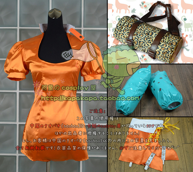New Anime The Seven Deadly Sins Diane Cosplay Costume jumpsuit+shoe covers+gloves+bag
