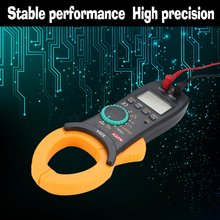 цены Multimeter Digital Clamp Meter NJTY DC/AC Volt Amp Ohm Diode Mini Ammeter Multitester Current Voltage Resistance Tester NCV