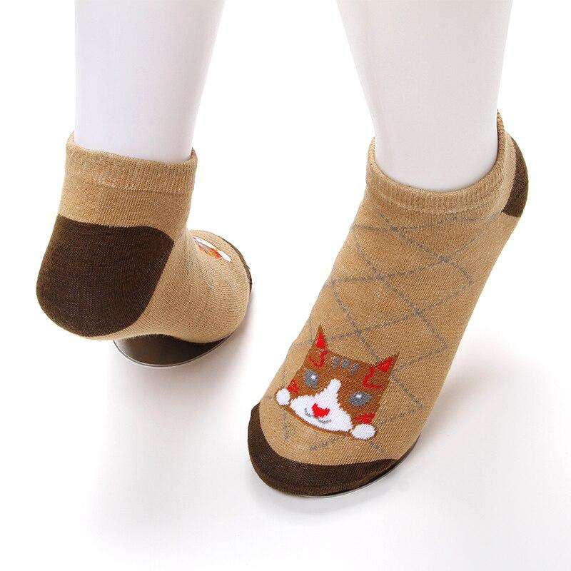 cat socks women5