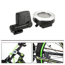 Wireless Backlighting Bike Speedometer Odometer Cycling Calorie Tracker Time Speed Calories Counter Display Bicycle Computer(China)