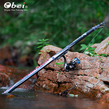 Carbon float Bolo Telescopic Portable Travel Ultra Light Bolognese Fishing Rod ul tenkara Sea pole Rods Obei fishing tackle