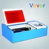(От ЕС склад) 40 Вт CO2 лазерный гравер гравировка резак резки USB Порты и разъёмы 220 В