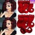8a Não Transformados Peruano Onda Do Corpo Do Cabelo Virgem Com Fecho de Moda 8 polegada Mulheres Curtas Recool Do Estilo Do Cabelo da Onda Do Corpo Peruano cabelo