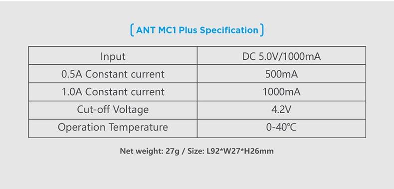 ANT MC1 Plus 8