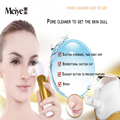2017 Beauty Care Electric Facial Pore Cleanser Zit Acne Blackhead Remover Dirt Suck Up Vacuum Acne Pimple Tool Battery Power