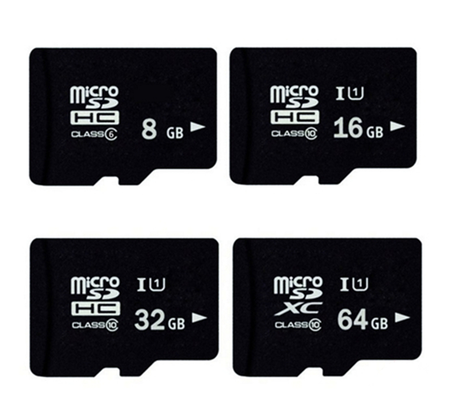 Micro SD Card for Smart Cameras for Local Video Storage ssk scrm 060 multi in one usb 2 0 card reader for sd ms micro sd tf white