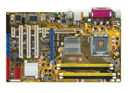 100% original Free shipping motherboard for ASUS P5B SE DDR2 LGA775 free shipping original 100