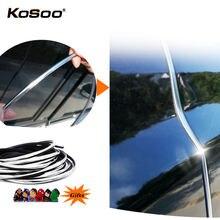 Защитные наклейки kosoo для автомобильной двери защиты от царапин