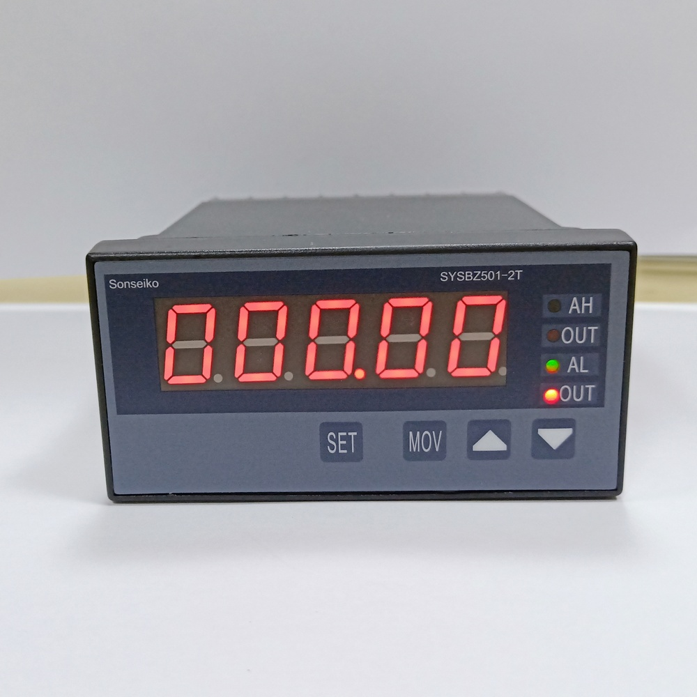 For, Indicator, Measure, Digital, Display, Intelligent